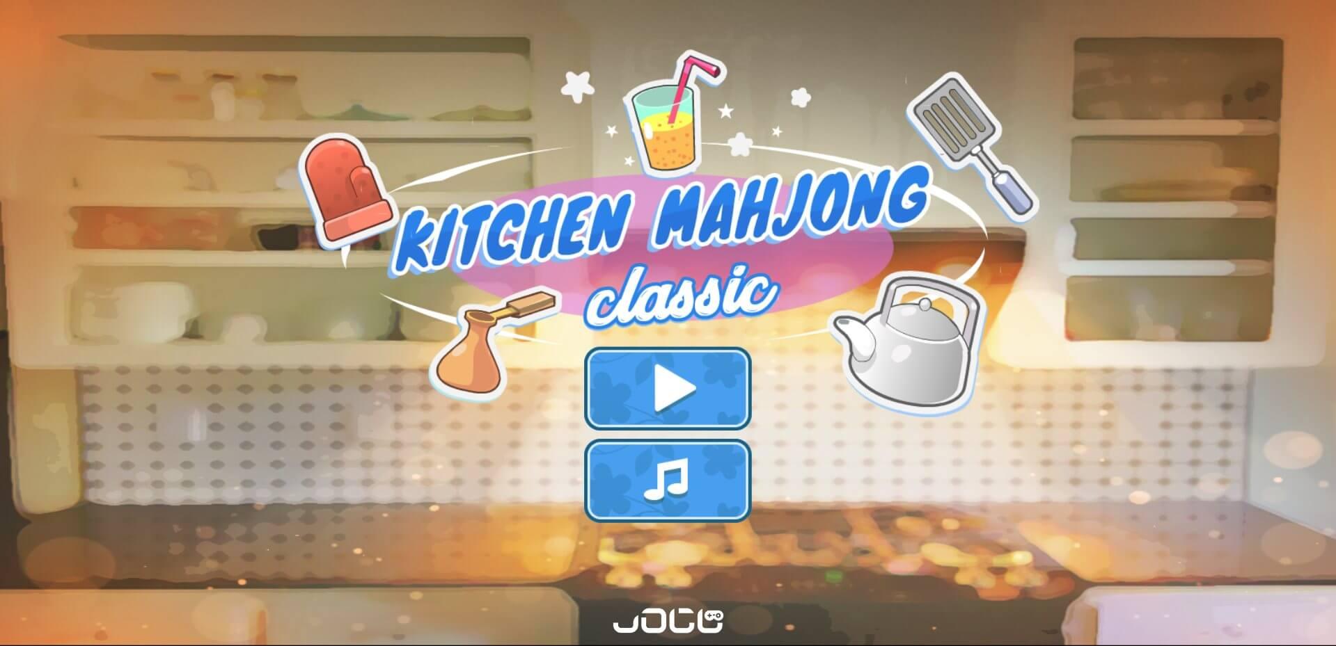 راهنمای بازی آنلاین Kitchen Mahjong Classic