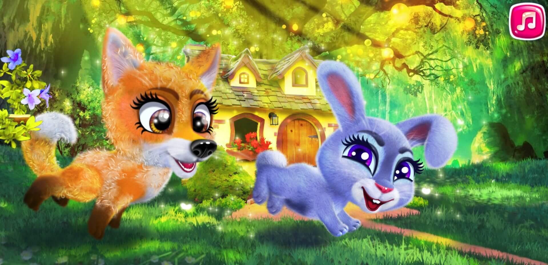 راهنمای بازی آنلاین روباه خوشحال