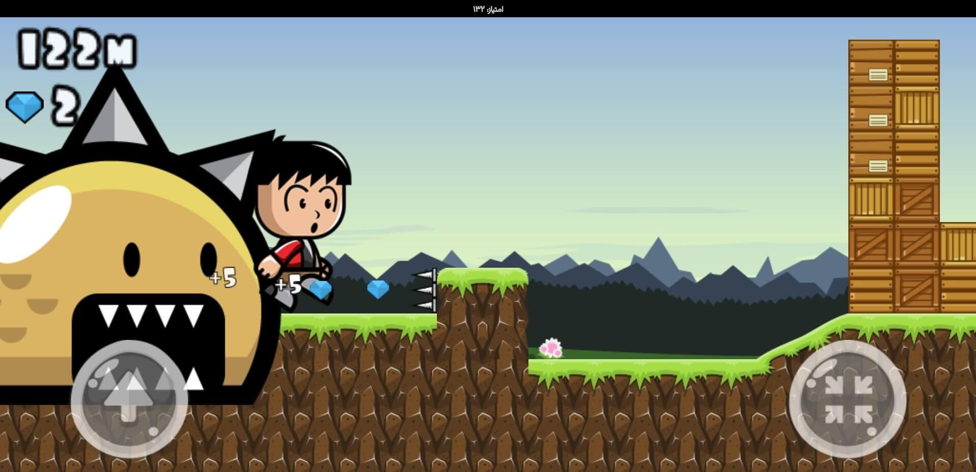 راهنمای بازی آنلاین بچهی غول بشو